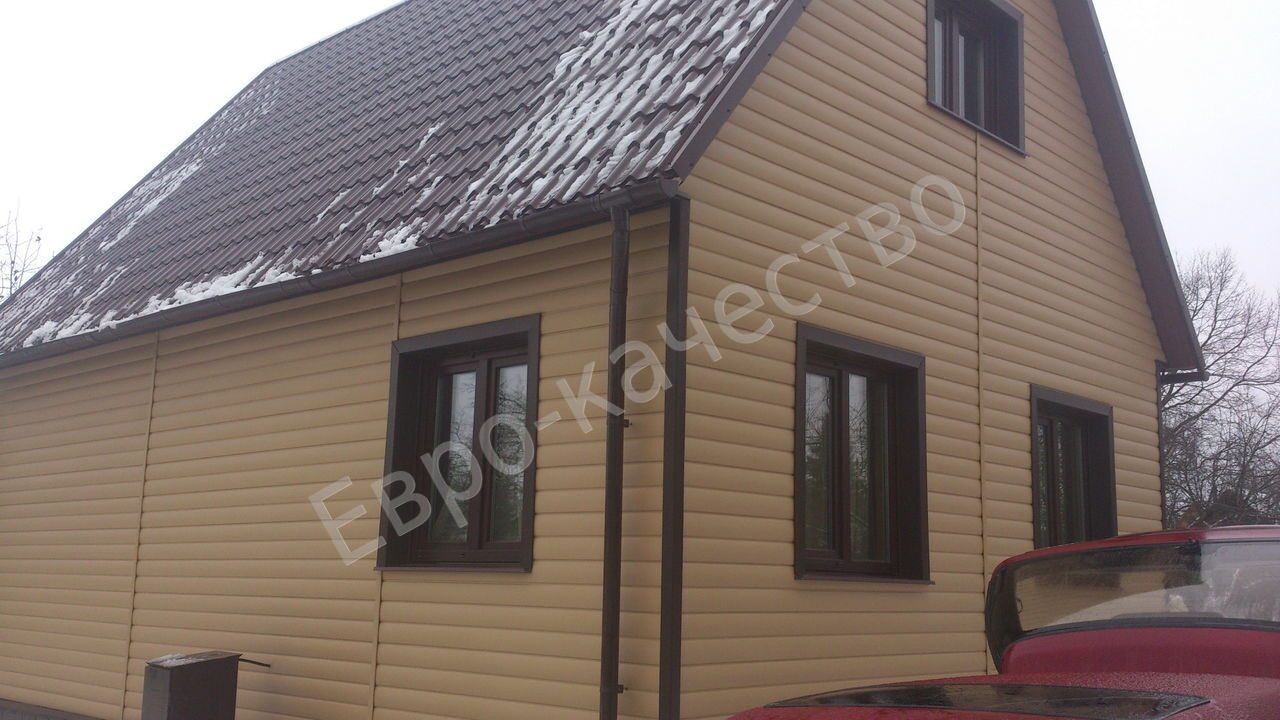 Фасад дома отделка камнем фото